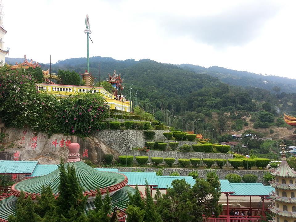 chùa Kek Lok Si,