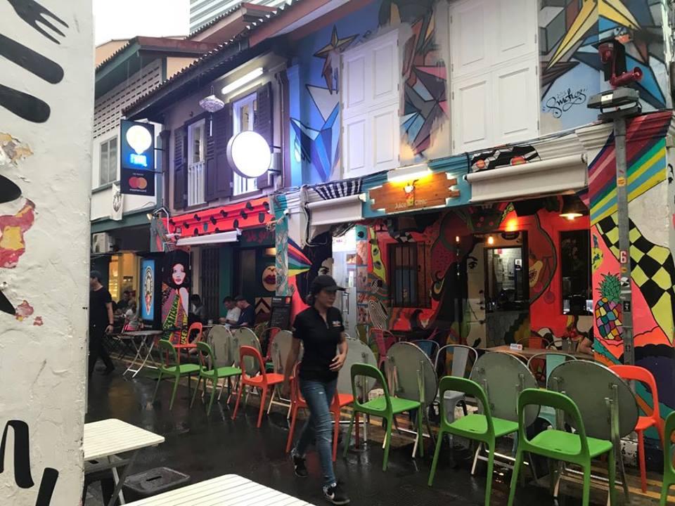 Kinh nghiệm du lịch Singapore tự túc 6 ngày 5 đêm