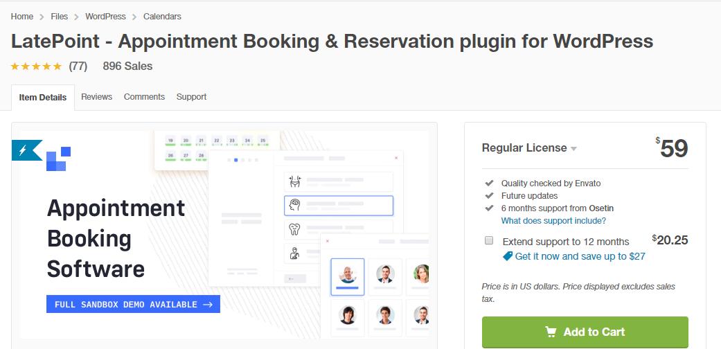 Hướng dẫn sử dụng plugin LatePoint đặt lịch cho website dịch vụ nail chuyên nghiệp